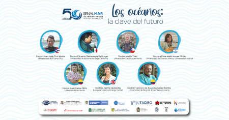 Celebra con nosotros los 50 años de SENALMAR