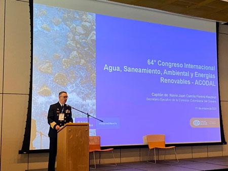 CCO participó en el 64º Congreso Internacional de ACODAL