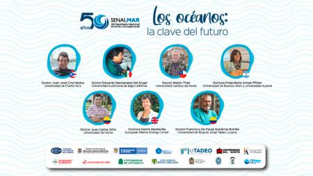 Únete al panel virtual y celebra con nosotros los 50 años de SENALMAR