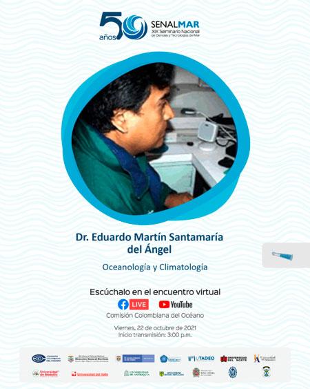 Dr. Eduardo Martín Santamaría del Ángel